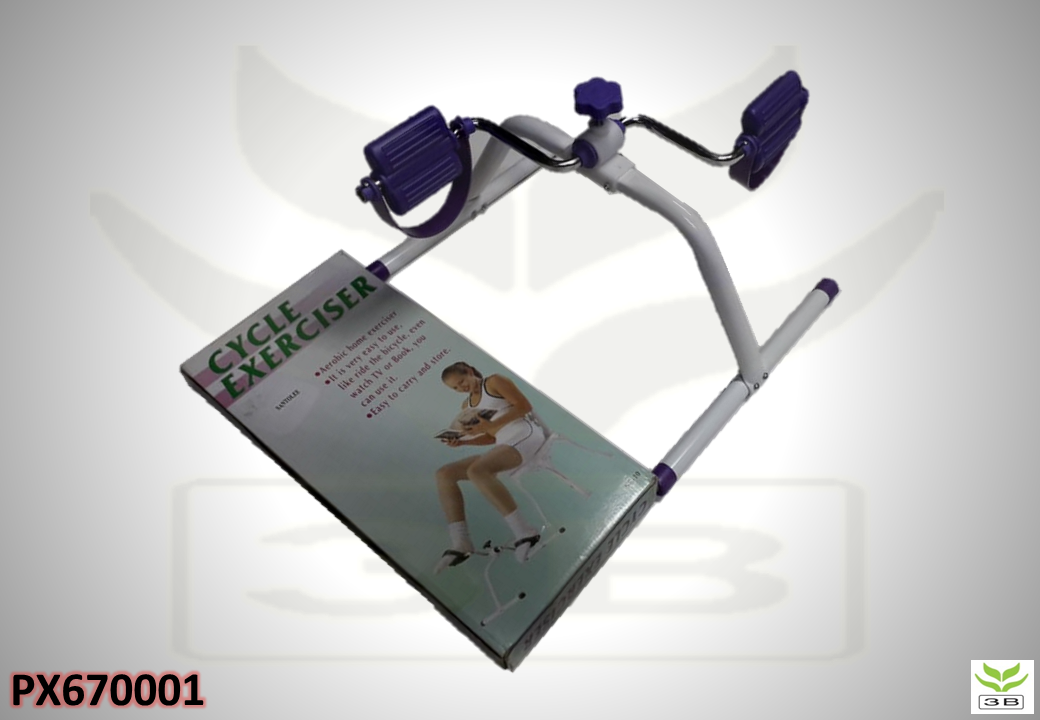 BICICLETA MANUAL (CYCLE EXERCISER) (PROD. IMPORTADO)